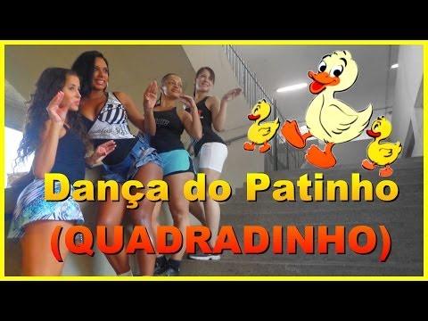 Dança do Patinho (QUADRADINHO) Tribo do Gueto