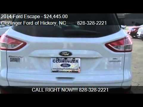 2014 Ford Escape SE - for sale in Hickory, NC 28602
