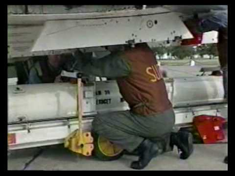 AM-39 Exocet Anti-ship Missile