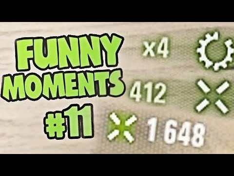 Wot Funny Moments #11 World of Tanks FAILS & WINS
