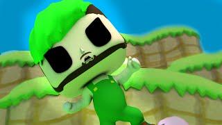 JACKSEPTICEYE ANIMATED| Dark Luigi!