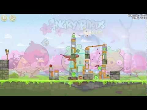 ✿✿✿Angry Birds и Любование Сакурой+возможность поиграть в Cherry Blossom на японском сайте!!!✿✿✿