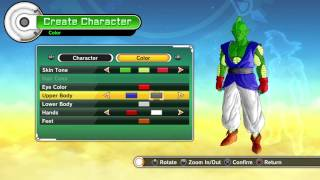 dragon ball xenoverse unlock more character slots