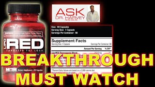 LIPO RED Targeted Fat Loss By Max Muscle Sports Nutrition