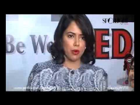 Sameera Reddy | Let's be well Red Campaign