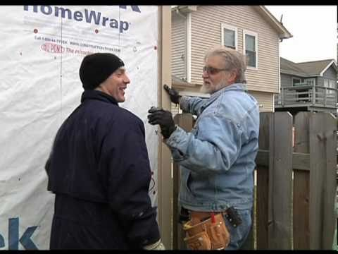 Chicago Wolves Habitat for Humanity Build