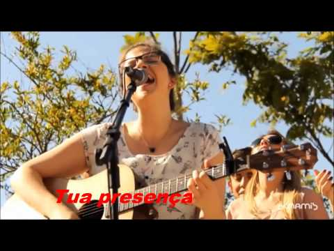 Santo Espirito (Holy Spirit) - Laura Souguellis legendado