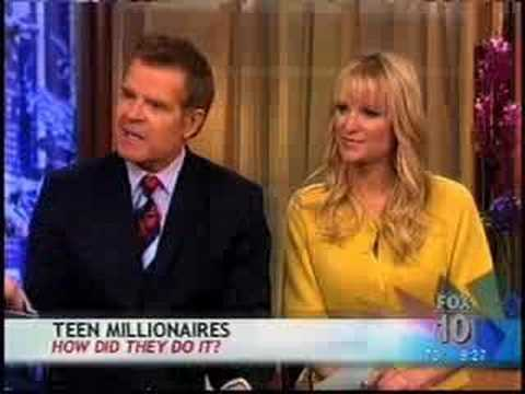 Teen Millionaires...How Did They Do It?