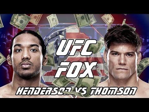 UFC on FOX 10 Predictions : Benson Henderson vs Josh Thomson - Profitable Betting Picks & Winners
