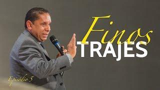 07/06/18 - Finos Trajes - Pr. Luis Gonçalves