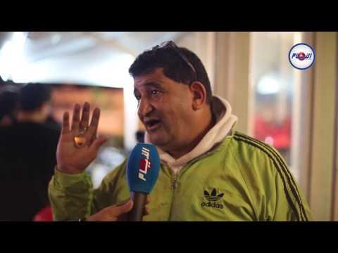 رسالة مؤثرة من مغربي بعد الهزيمة