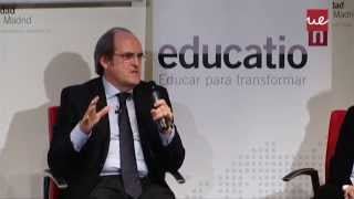 Ángel Gabilondo participa en el foro 'Education. Educar para Transformar'
