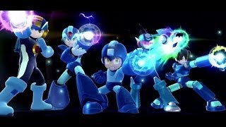 Megaman Final Smash (E3 Super Smash Bros Invitational