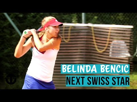 Belinda Bencic on Trans World Sport