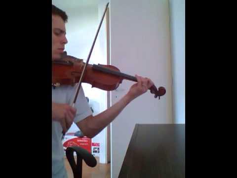 Violino Giannini Chinês ajustado