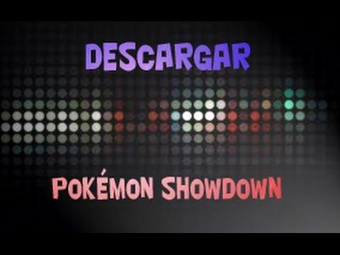 Tutorial: Descargar Pokémon Showdown para PC (HD)