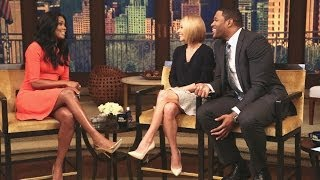 Gabrielle Union Talks About Proposal On LIVE With Kelly