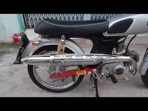Honda 67 độ kiểng Made in VietNam