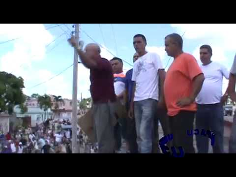 #Cuba Video: Onceno domingo de represión en Matanzas! 22/9/2013