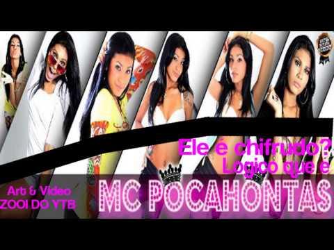 MC Pocahontas - Ele é chifrudo ? Claro que é - ( Video oficial ) 2013