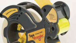 Tape Wrangler uses Stratasys FDM Technology for Manufacturing