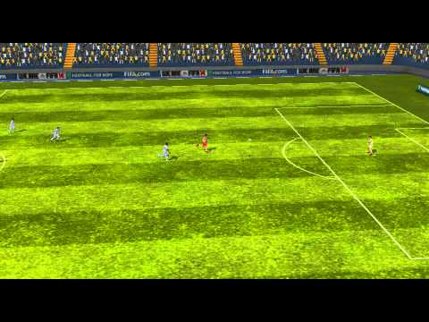 FIFA 14 Android - Arema Indonesia VS Inter