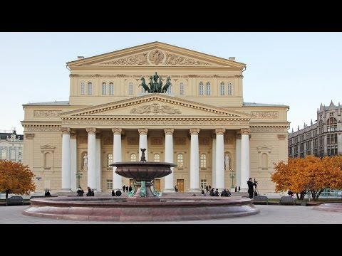 Moscow s bolshoi theatre reopens after six year renovation