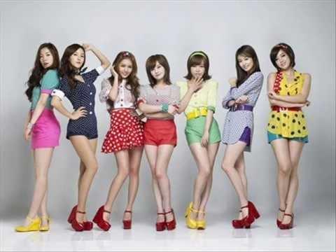 Top 10 các bài hát của T-ara