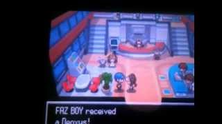Pokemon Black 2 How To Get Deoxys No Cheat,hack Or Pokemon