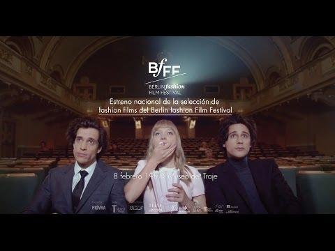 Presentación del Berlin Fashion Film Festival en el Museo del Traje (Madrid)