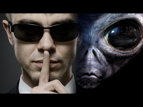 The REAL Men In Black: History, Encounters, Stories