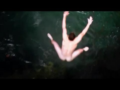 Grown Ups 2: Lenny, Eric, Kurt and Marcus Forced To Jump Off Cliff Naked