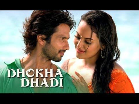 Dhokha Dhadi Song ft. Shahid Kapoor & Sonakshi Sinha   R...Rajkumar