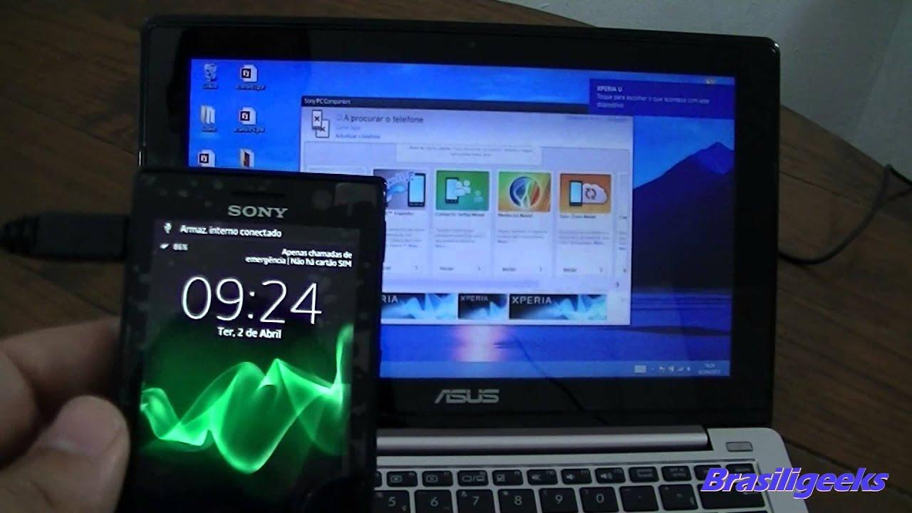 Как Обновить Sony Xperia U До Android 4.1 Видео