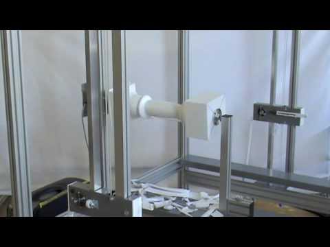 Cięcie 3D styropianu