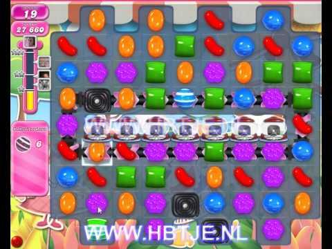 Candy Crush Saga level 599