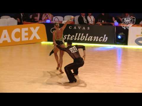 Balazs - Zsuzsanna, HUN | 2014 Euro Youth LAT R2 C | DanceSport Total