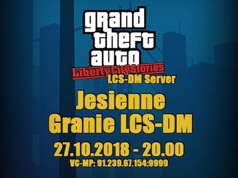 Event LCS-DM - Jesienne Granie - 27.10.18 - 20:00