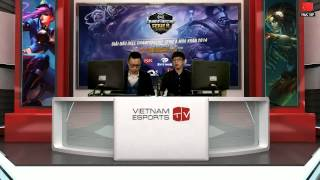 [22.03.2014] CMCG vs FT [DCS A Xuân 2014]