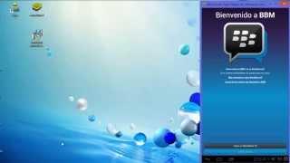 PIN Black Berry Messenger Para PC