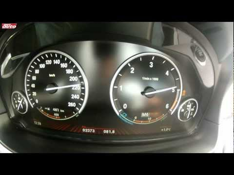 BMW M550d xDrive 0-250 km/h Test Drive New M5 Style 740 Nm Diesel sport auto Christian Gebhardt