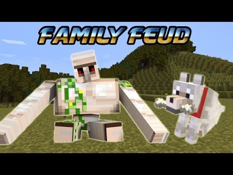 Minecraft 360: Family Feud