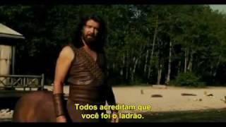 Trailer PERCY JACKSON E O LADRÃO DE RAIOS Legendado