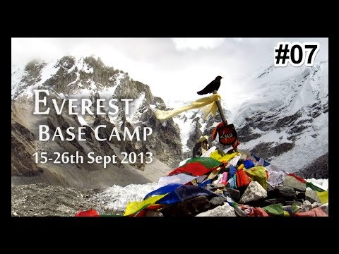 EBC Trek: Day 07 (Lobuche to Everest Base Camp)
