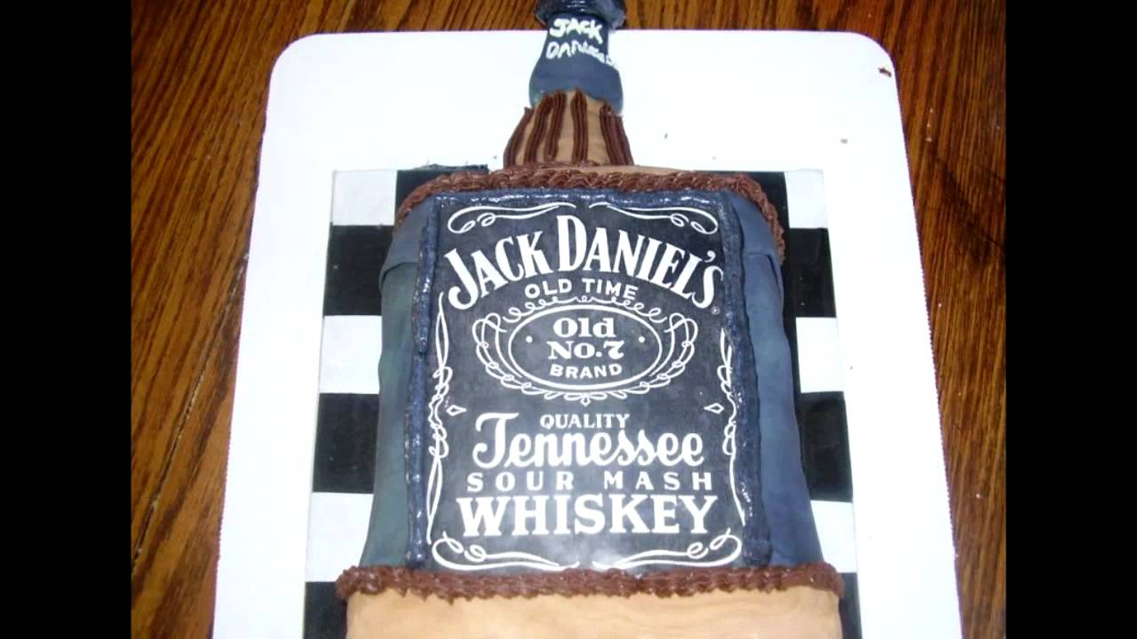... Celebration! 'Jack Girls' Visit & Bring 'Jack Daniels Cak...