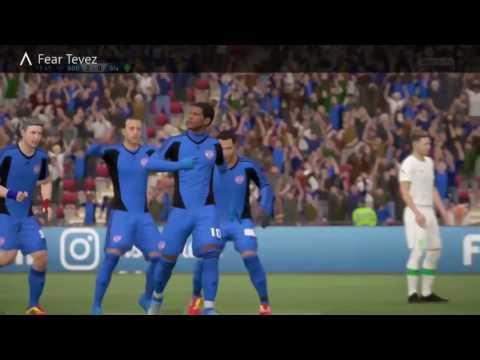 my best fifa 17 goals top 5