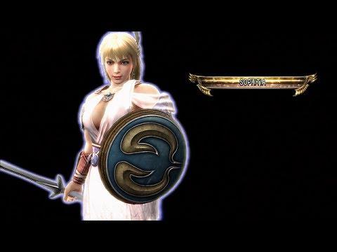 DARK SOULS™ III Soul Calibur How to make Sophitia
