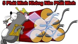 Top 5 Phát Minh Không Nên Phát Minh