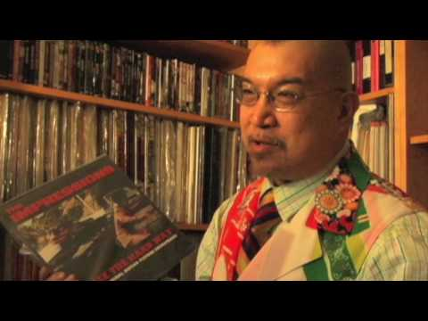 Fred Ho discusses his music collection Part 1 online metal music video by FRED HO (HOUN)