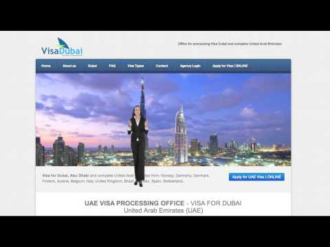 VISA FOR DUBAI | UAE VISA PROCESSING OFFICE ONLINE
